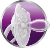 Silikonové sosáky pro příjemné použití