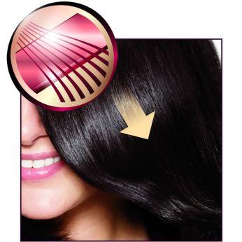 Pürüzsüz, ipeksi ve parlak saçlar için seramik plakalar