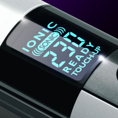 Цифровая настройка температуры укладки