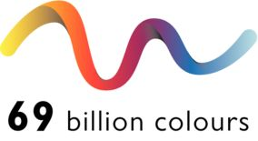69 billion colors processing