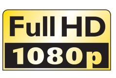 Full HD 1920x1080p LCD display