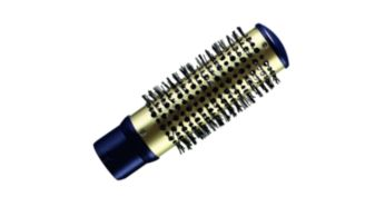 38mm thermo brush to smoothen your hair