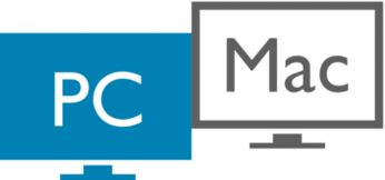 MAC ve PC ile çalışıyorum