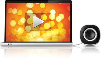 Müziğin, oyunların, filmlerin ve çevrimiçi videoların keyfini çıkarın