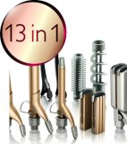 13 piece heatstyler set