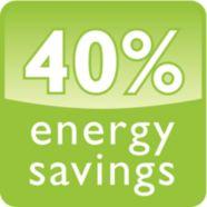 TVs LED apresentam eficiência energética até 40% maior do que TVs LCD convencionais