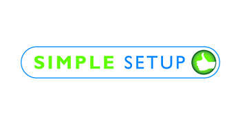 SimpleSetup allows a quick & easy setup of your main devices
