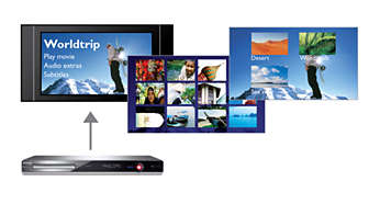 DivX Plus HD Certified for high definition DivX playback