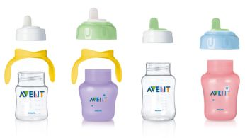 Completely interchangeable with entire Philips AVENT range