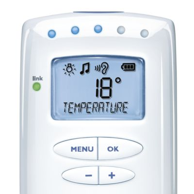 Цифровое отображение температуры