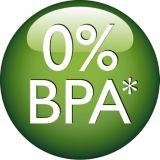 0% BPA*