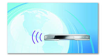 Built-in Wi-Fi-n for faster, wider wireless performance