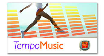 TempoMusic to match your music with your workout pace