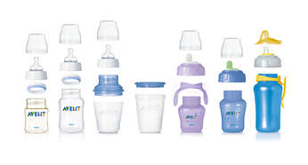 Completely interchangeable across the Philips Avent range