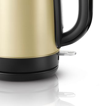 Подсветка на выключателе загорается, когда чайник включен