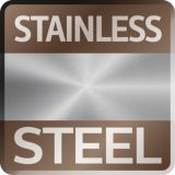 Full stainless steel