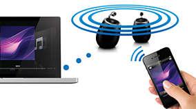 Беспроводная технология AirPlay
