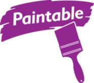 Paintable surface to fit home decor