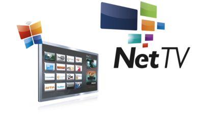 Интернет-приложения Net TV