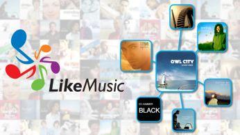 """""""LikeMusic"""" – grojaraščiai, kuriuose dainos kartu skamba geriau"""