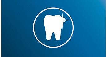 Natürlich weiße Zähne dank patentierter Schalltechnologie