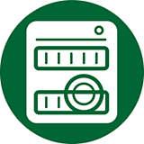 Dishwasher-safe grilling plate