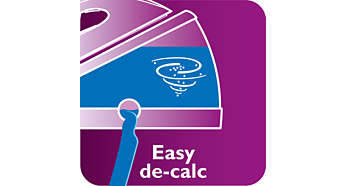 Easy De-Calc : détartrage facile et efficace