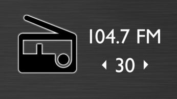 FM radijas su 30 iš anksto nustatytų stočių – didesnis muzikos pasirinkimas
