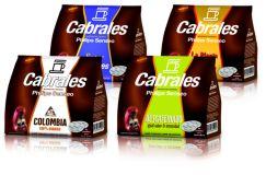 Amplia variedad de mezclas de café en monodosis