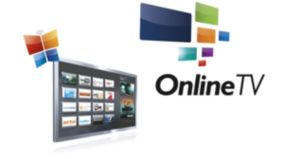 Aplicativos on-line da Online TV