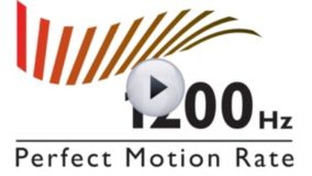 1200 Hz Perfect Motion Rate