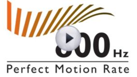 800Hz Perfect Motion Rate