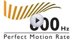 600Hz Perfect Motion Rate