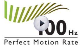 100 Hz Perfect Motion Rate