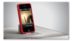 Dock your iPod/iPhone