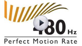 Perfect Motion Rate de 480 Hz