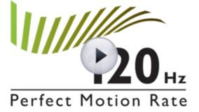 Perfect Motion Rate de 120 Hz