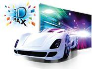 Tecnologia Active 3D Max per offrire la massima esperienza Full HD 3D
