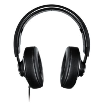 Over-the-ear type provides excellent sound isolation