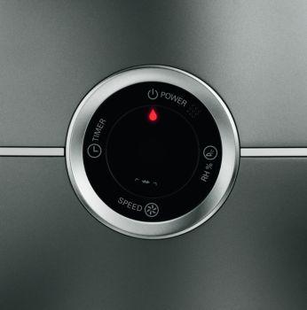 Цифровой датчик влажности постоянно следит за состоянием воздуха в комнате