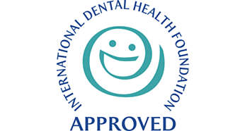 Dette produkt er godkendt af IDHF (International Dental Health Foundation)