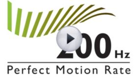 200 Hz Perfect Motion Rate
