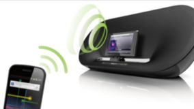 Muziek streamen via Bluetooth