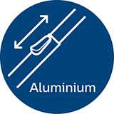 Алюминиевая телескопическая трубка