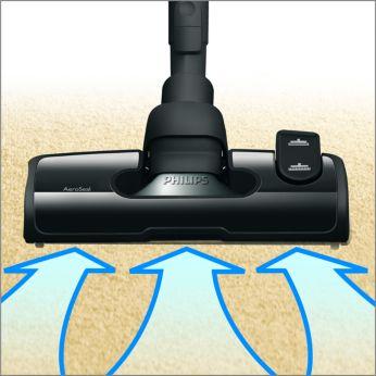 Насадка AeroSeal собирает больше пыли и шерсти за один подход