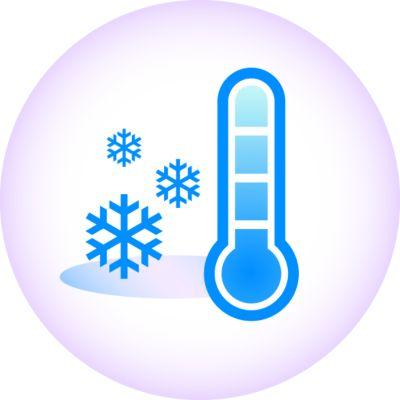 Использование охлажденной термонакладки