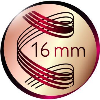Корпус 16мм для создания задорных упругих локонов