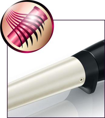 Керамическое покрытие SilkySmooth обеспечивает в два раза более гладкое скольжение