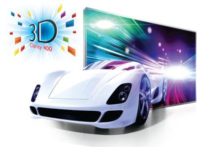3D Clarity 400