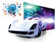 3D Max Clarity700 für ein eindrucksvolles 3D-Erlebnis in Full HD